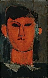 Amedeo_Modigliani_-_Portrait_de_Picasso