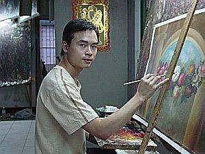 Auftragsmaler aus China