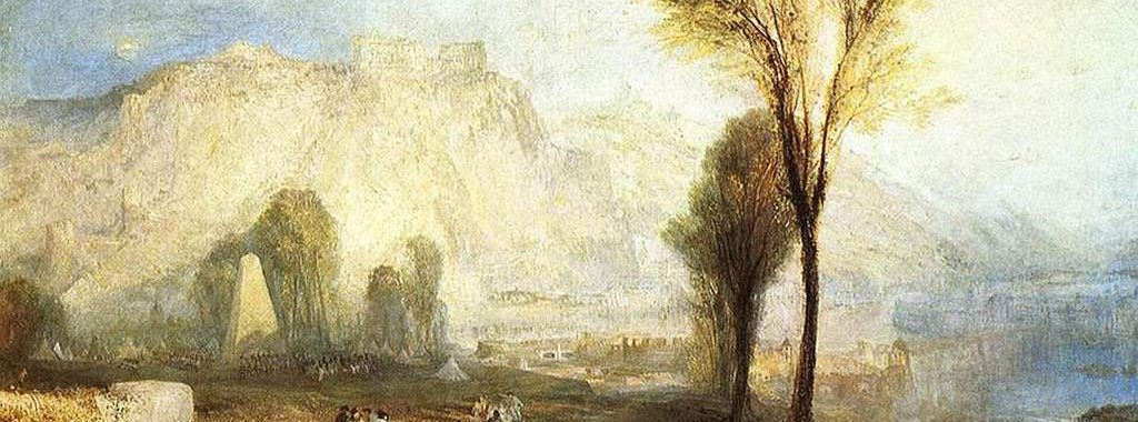 Ehrenbreitstein - William Turner (1835)