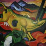 Franz Marc - Die gelbe Kuh (1911)