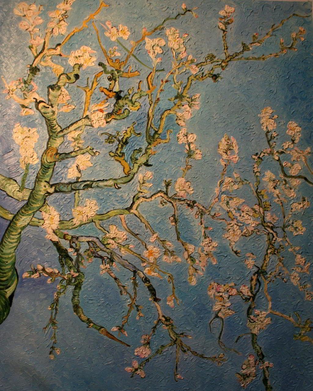 Mandorlo in fiore - Vincent van Gogh