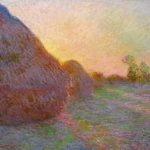 Heuhaufen Meules von Claude Monet